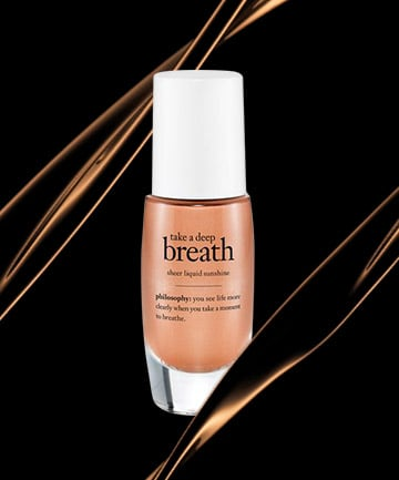 Anti-Pollution Serum Bronzer