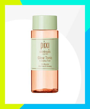 Pixi Glow Tonic Exfoliating Toner, $15
