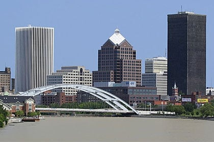 No. 9: Rochester, N.Y.