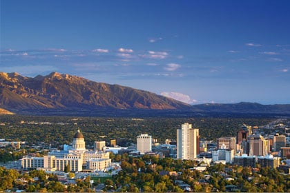 No. 6: Salt Lake City, Utah
