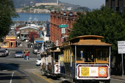No. 2: San Francisco, Calif.