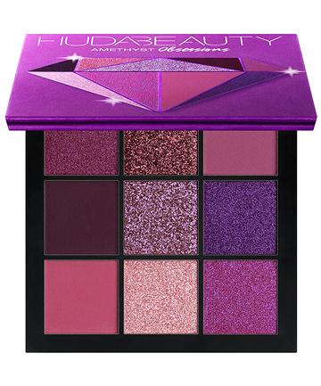 Huda Beauty Obsessions Eyeshadow Palette In Amethyst 27