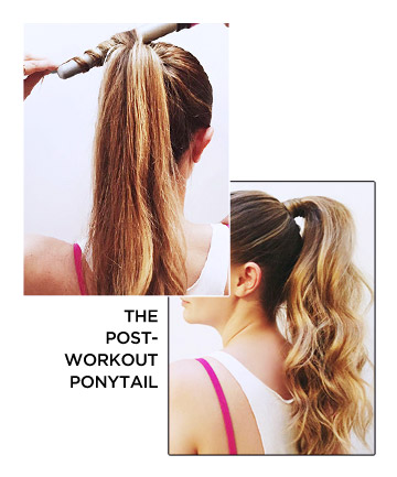 The Post-Workout Ponytail