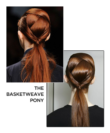 The Basketweave Pony