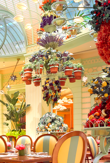 Wynn The Buffet, Las Vegas