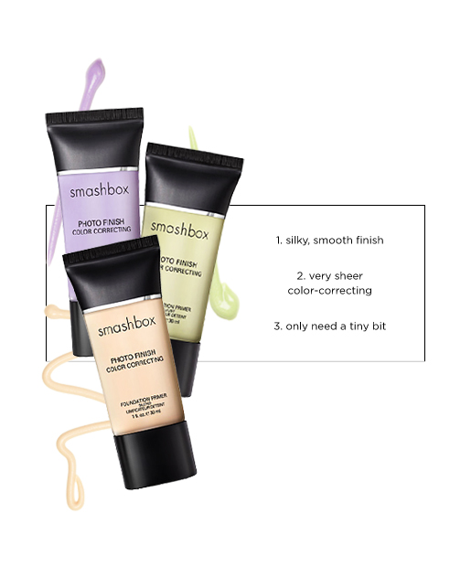 Smashbox Photo Finish Color Correcting Foundation Primer, $36