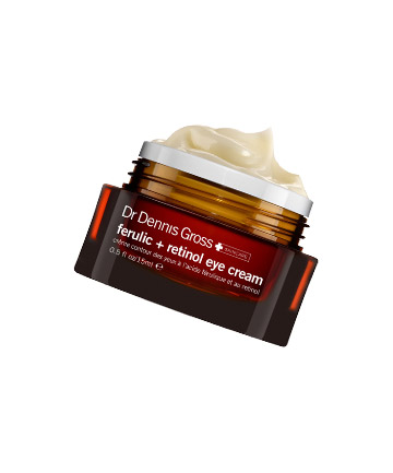 No. 7: Dr. Dennis Gross Ferulic + Retinol Eye Cream, $68