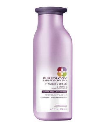 Best Shampoo No. 19: Pureology Hydrate Shampoo, $28.50