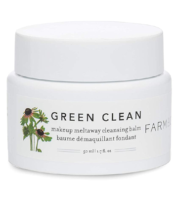 Farmacy Green Clean Makeup Removing Cleansing Balm, $34