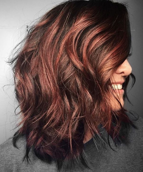 It S Easier Than You Think To Get Cinnamon And Chestnut Highlights
