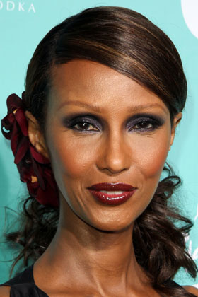 Cargo Cosmetics on Iman  The Best Red Lip Makeup For Your Skin Tone