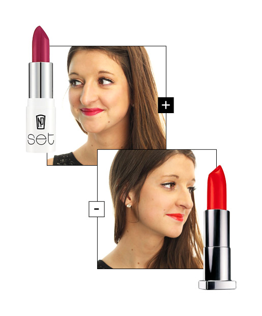 The Right Red Lips for Cool-Toned Light Skin