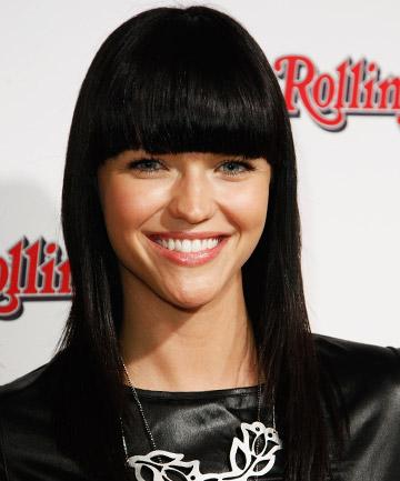 Ruby Rose's Long Hair in 2008