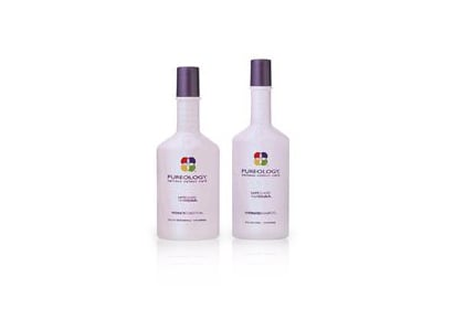 Pureology Hydrate Shampoo, $19 and Conditioner, $22