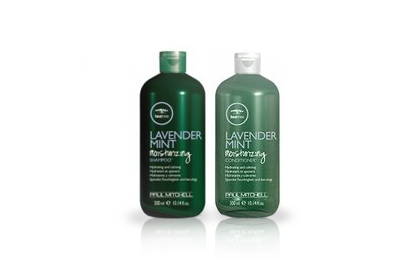 Paul Mitchell Tea Tree Lavender Mint Moisturizing Shampoo, $11 and Conditioner, $11