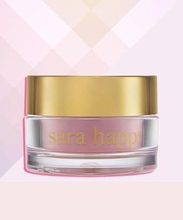 Sara Happ Sweet Clay Lip Mask, $32