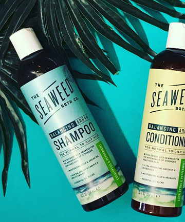 The Many Benefits Of Seaweed Hair Care