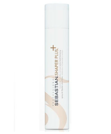 Best Hairspray No. 10: Sebastian Shaper Plus Hairspray, $18.95