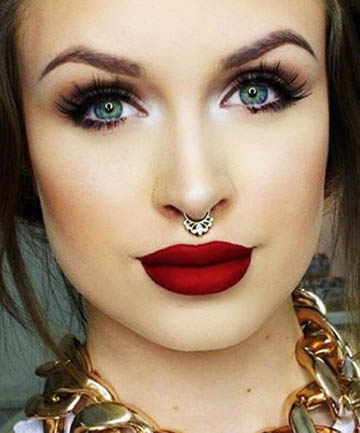 Septum Piercing Pain Read This Before Getting A Septum Piercing