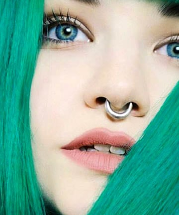 Everything You Need To Know About Septum Piercings