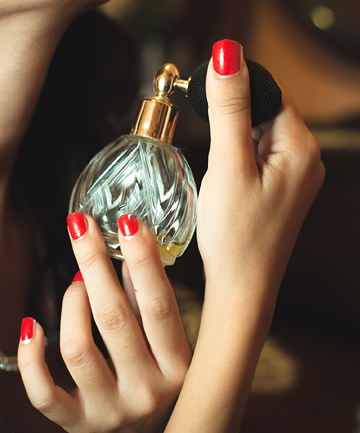 Tip 7: Wear perfume, but not too much