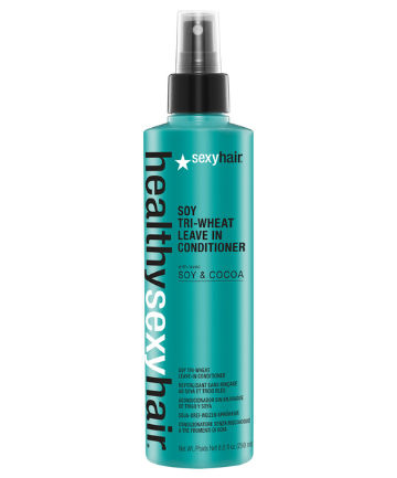 Best Leave-in Conditioner No. 8: Sexy Hair Healthy Sexy Hair Soy Tri-Wheat Leave-In Conditioner, $11.49