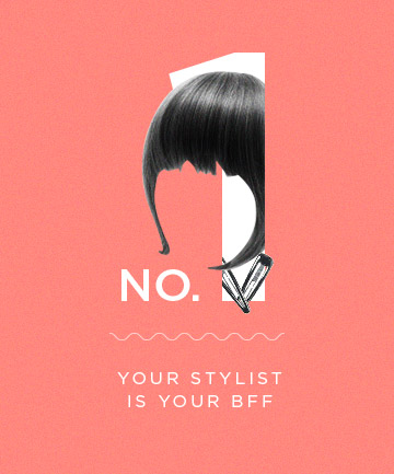 Truth No. 1: Your Stylist Is Your BFF