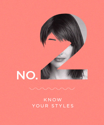Truth No. 2: Side Bangs Are the Easiest Style to Manage