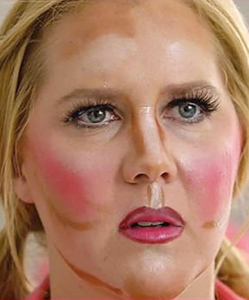 Too Much Makeup - Mugeek Vidalondon