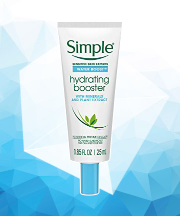 Simple Hydrating Booster, $9.99