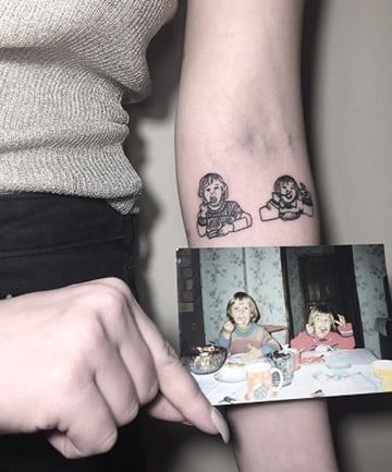 Flashback, These 17 Sister Tattoos Will Inspire Your Own - (Page 12)
