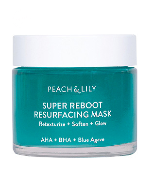 Peach & Lily Super Reboot Resurfacing Mask, $43