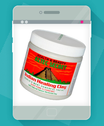 The Product: Aztec Secret Indian Healing Clay, $7.95