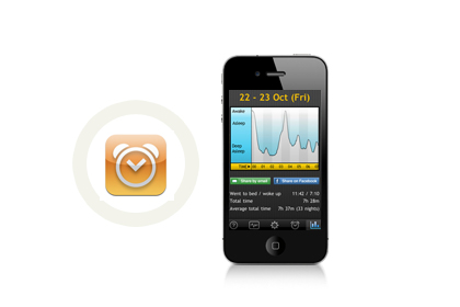 Sleep Cycle alarm clock, $0.99