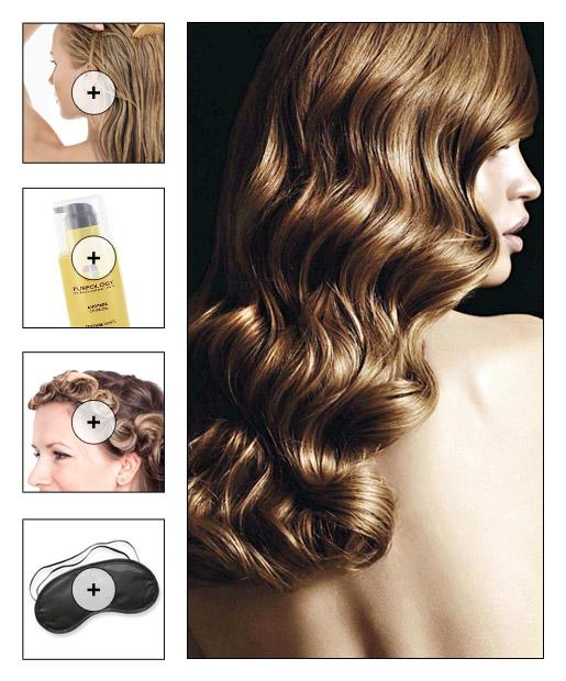 Fine 5 Overnight Hairstyles Short Hairstyles Gunalazisus