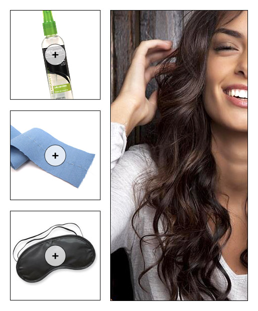 5 Overnight Hairstyles