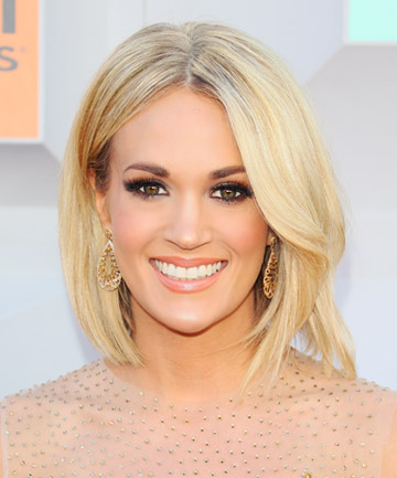 Look of the Day: Carrie Underwood at the Academy of Country Music Awards