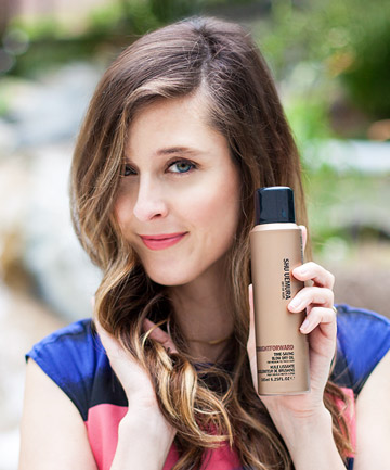 The Shine Spray That Cuts My Blow-Dry Time in Half