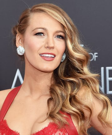 Look of the Day: Blake Lively's Ageless Makeup