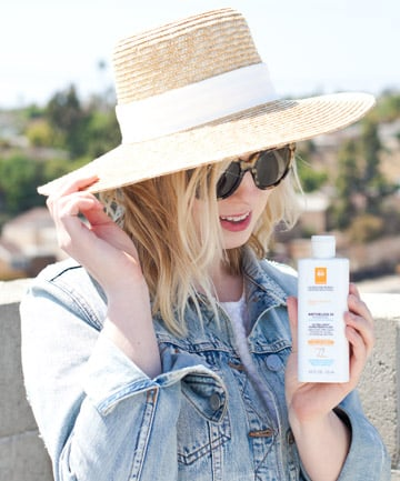 The Body-Perfecting Sunscreen I'm Actually Excited to Apply