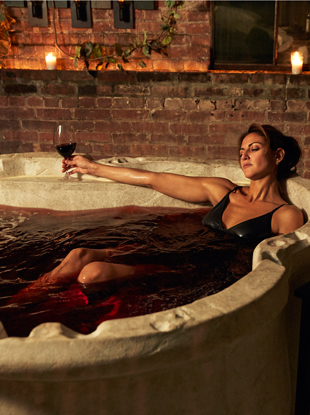 The Wine Bath Experience