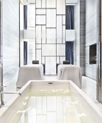 Fire and Ice Facial Treatment, 10 Crazy-Luxe NYC Spa
