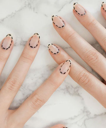 Mani of the Week: Simple Stitch Nails