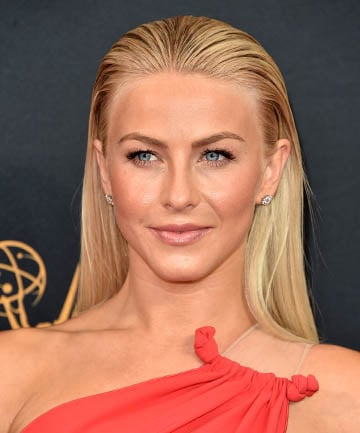 Julianne Hough\'s Slicked-Back Look, 21 Straight Hairstyles to ...
