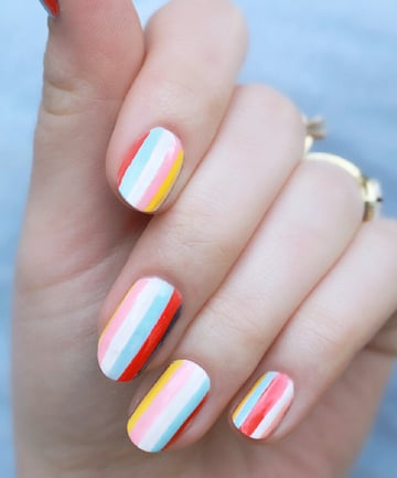 21 Color-Soaked Nail Art Designs Perfect for Summer - (Page 2)