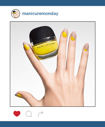Manicure of the Week: Sunshine at Your Fingertips