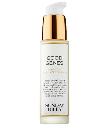 Sunday Riley Good Genes All-in-One Lactic Acid Treatment, $105