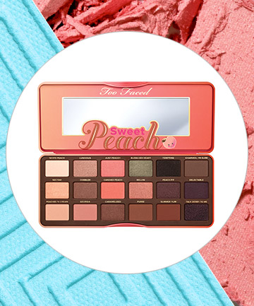 Too Faced Sweet Peach Palette, $49