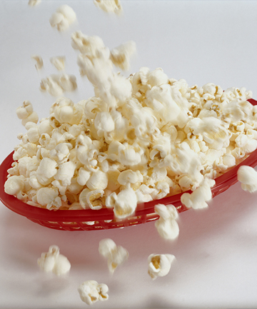 Munch On Air-Popped Popcorn