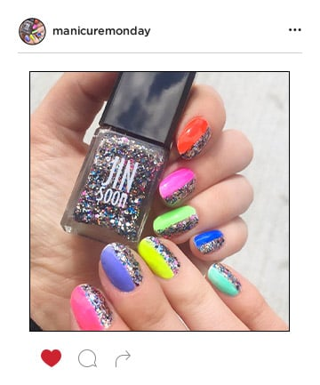 Mani of the Week: Life-of-the-Party Nails